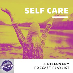 Self Care playlist on Spotify