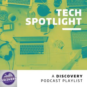 Tech Spotlight playlist on Spotify