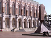 Picture of Suzzalo library